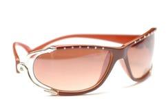 okulary pojedynczy słońce Obrazy Stock