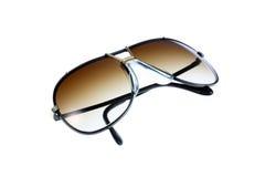 okulary przeciwsłoneczne białe Obraz Royalty Free