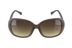 okulary przeciwsłoneczne białe tło zdjęcia stock