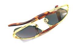 okulary przeciwsłoneczne eleganckie Obraz Stock
