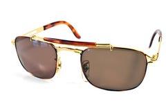 okulary przeciwsłoneczne eleganckie Obrazy Royalty Free