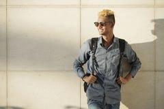 okulary przeciwsłoneczne młodych ludzi zdjęcia royalty free