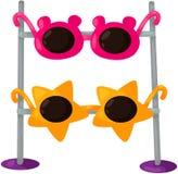 Okulary przeciwsłoneczni ilustracja wektor