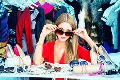 Okulary przeciwsłoneczni obraz stock