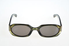 Okulary przeciwsłoneczni odizolowywający na bielu Fotografia Royalty Free