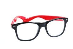 Okulary przeciwsłoneczni odizolowywający na bielu Obraz Stock