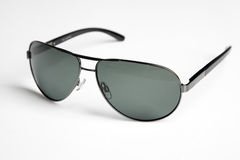 Okulary przeciwsłoneczni zakończenia fotografia Zdjęcie Royalty Free