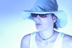 okulary przeciwsłoneczne kobieta Zdjęcie Royalty Free