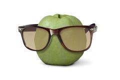Okulary przeciwsłoneczni na Guava Obraz Stock
