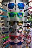 Okulary przeciwsłoneczni Ray-Ban Obrazy Stock