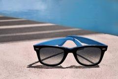 okulary przeciwsłoneczne Obrazy Stock