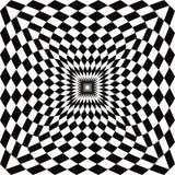 Okulistyczna czek perspektywa Fotografia Royalty Free