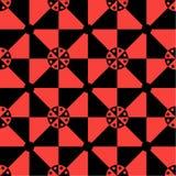Okulistycznego złudzenia wzór 1 Zdjęcie Stock