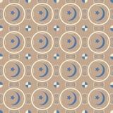 Okulistycznego złudzenia wzór 4 Obraz Stock