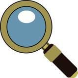 Okulistyczny, zbliża, podpisuje, analiza, obiektyw, badanie, spojrzenie, eksploracja Obraz Royalty Free
