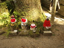 Okunoin cemetery. In Koyasan (Japan Stock Photography