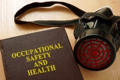 Okupacyjny bezpieczeństwo OSH i zdrowie obrazy stock