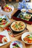 Okura prestiż Taipei Yamazato japończyka kuchnia Obraz Stock