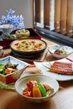 Okura prestiż Taipei Yamazato japończyka kuchnia Zdjęcie Stock