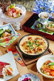 Okura prestiż Taipei Yamazato japończyka kuchnia Obrazy Stock