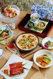 Okura prestiż Taipei Yamazato japończyka kuchnia Fotografia Stock