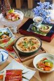 Okura prestiż Taipei Yamazato japończyka kuchnia Zdjęcie Royalty Free