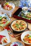 The Okura Prestige Taipei Yamazato Japanese Cuisine Stock Images