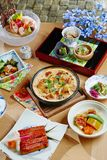 The Okura Prestige Taipei Yamazato Japanese Cuisine Stock Photography