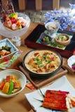 The Okura Prestige Taipei Yamazato Japanese Cuisine Stock Photos