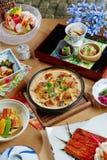 The Okura Prestige Taipei Yamazato Japanese Cuisine Stock Image