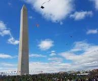 Okwitnięcie kani festiwal na Krajowym centrum handlowym w Waszyngton, DC Obraz Stock