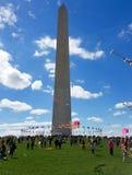 Okwitnięcie kani festiwal na Krajowym centrum handlowym w Waszyngton, DC Zdjęcia Stock