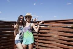 Olá! férias Fotos de Stock Royalty Free