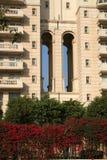 Olá! habitat da ascensão e apartamentos luxuosos Imagens de Stock