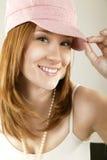Olá! Pinky Imagens de Stock Royalty Free