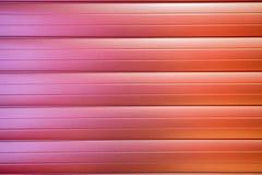 Olá!-teck o fundo com rosa listra 3D Imagem de Stock