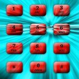 Olá! uma comunicação da velocidade Imagens de Stock Royalty Free