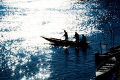Olśniewająca łódź Fotografia Stock