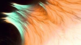 Olśniewająca linier stylowa fractal sztuka Zdjęcia Stock
