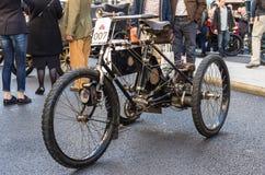 Ol自行车 免版税库存照片