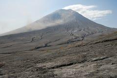 Ol Doinyo Lengai wulkan, Wielki rift valley, Tanzania, Wschodni Afryka Obraz Royalty Free