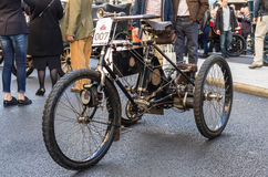Ol-Fahrrad Lizenzfreie Stockfotos