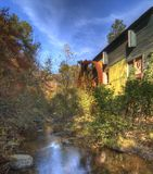 Ol' Grist Mill Stock Photos