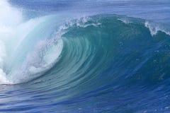 Ola oceánica fotografía de archivo libre de regalías