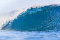 Ola oceánica Fotos de archivo libres de regalías