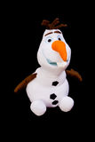 Olaf children character from movie Frozen Royalty Free Stock Images