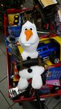 Olaf. From Frozen stock photography