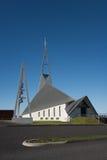 Olafsvik church - Iceland Stock Image
