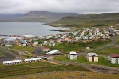 Olafsvik Island royaltyfri bild