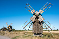Oland - ön av solen och vindarna Fotografering för Bildbyråer